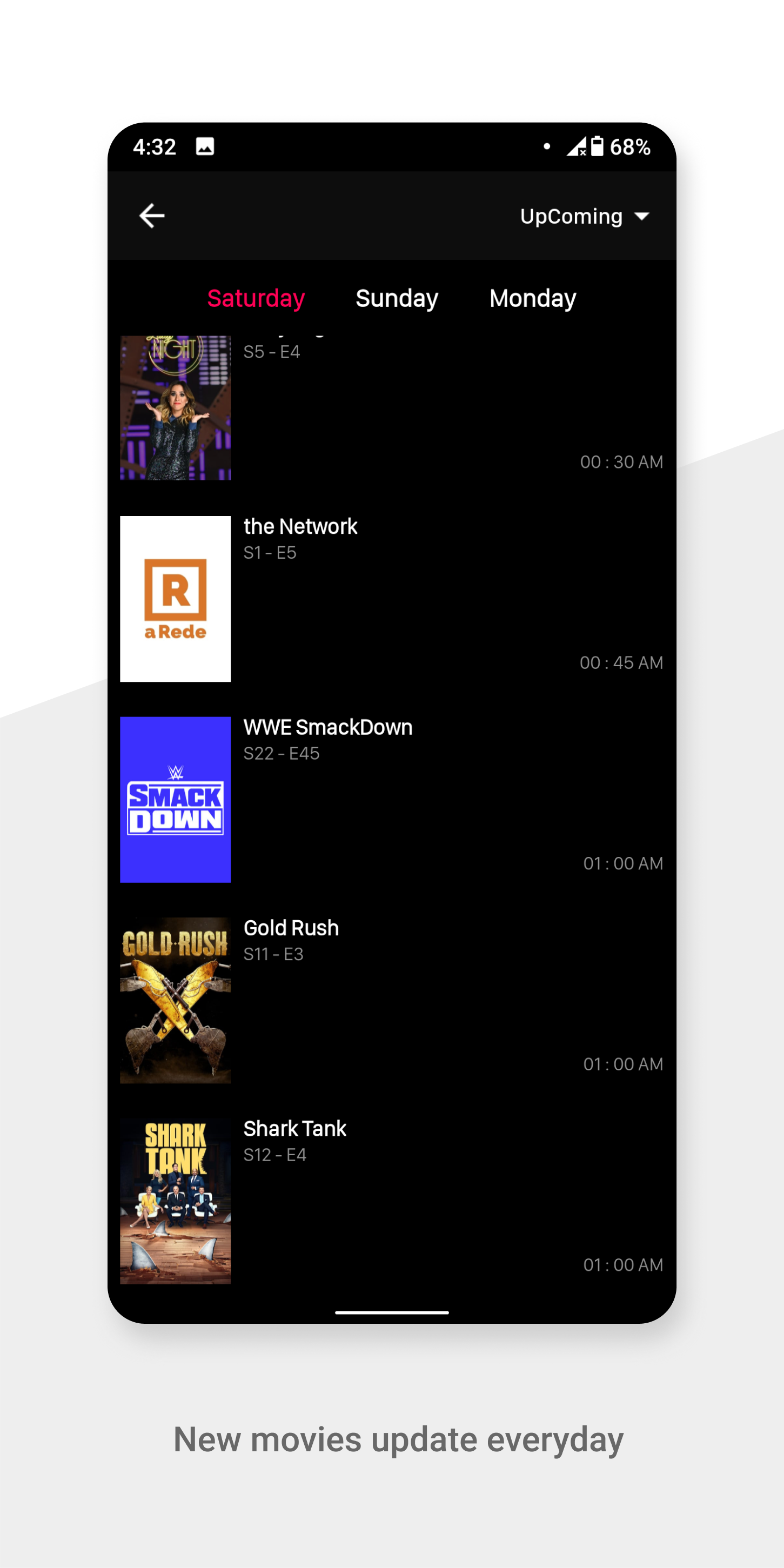 Viva TV Apk - Best free app to watch movies on Android (3)