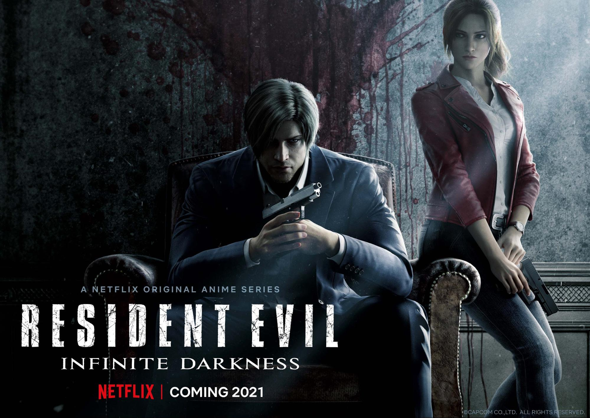 dives-into-the-spinoffs-story-of-resident-evil-infinite-darkness 1
